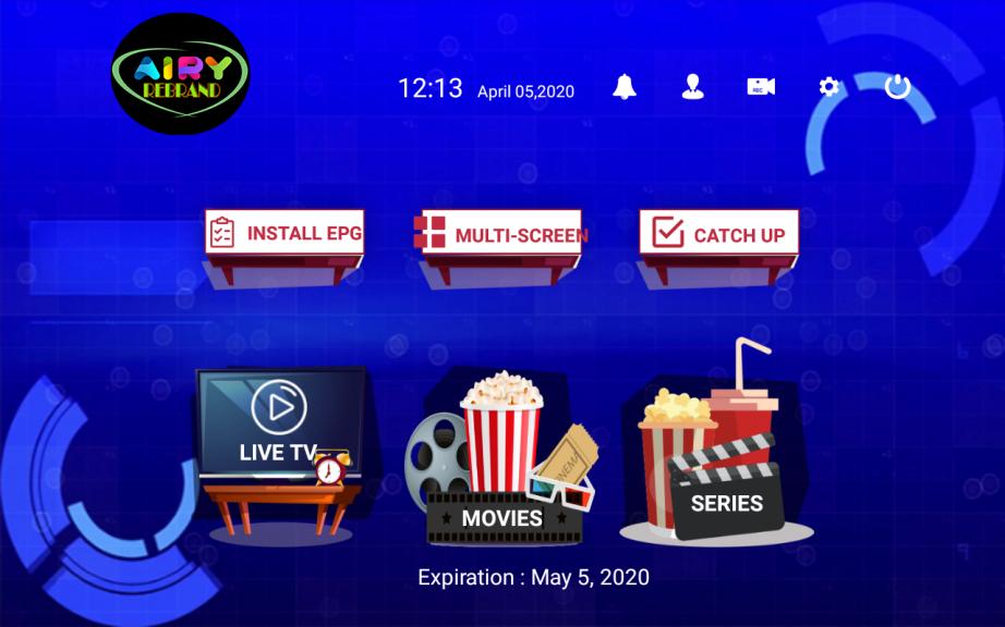 smarters live tv iptv rebrand brand logo chnaging whmcs smarters reseller iptv design